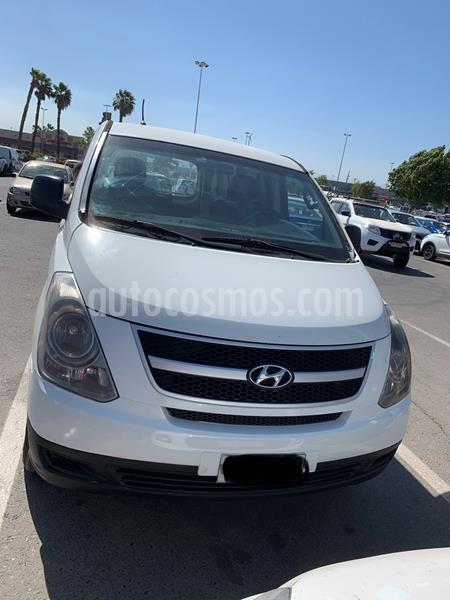 Hyundai H-1 Furgon 2.5L GL Diesel usado (2010) color Blanco precio $7.500.000