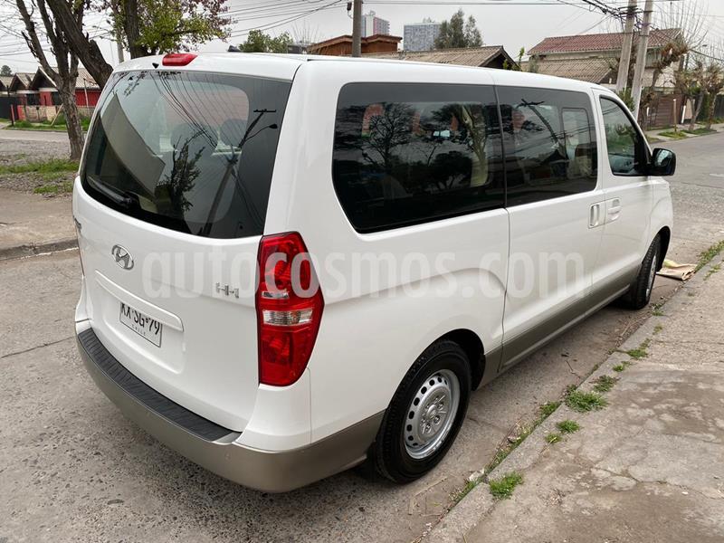 Hyundai H-1 Minibus 2.5L CRDi Aut 12Pas usado (2019) color Blanco precio $15.500.000