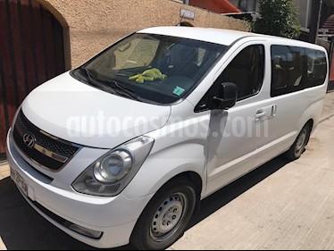 Hyundai H-1 Minibus SV 2.5 Diesel  usado (2013) color Blanco precio $10.700.000
