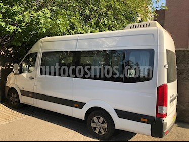 Hyundai H-100 Furgon 2.5L Aa usado (2019) color Blanco precio $28.000.000