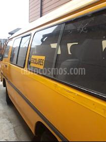 Hyundai H-100 Minibus 2.5 Dh Diesel usado (2002) color Naranja precio $2.790.000