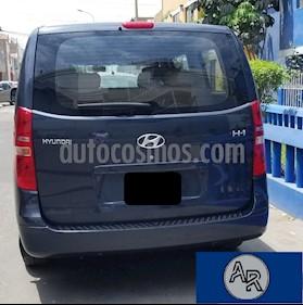 Foto venta Auto usado Hyundai H1 Minibus GL 2.5L Di (2015) color Azul Oceano precio u$s11,500