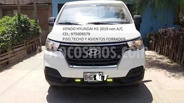 Hyundai H1 Minibus 2.5L GL Tdi usado (2019) color Blanco precio $24,500