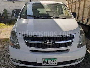 Hyundai H1 Minibus GL 2.5 TDI usado (2013) color Blanco precio $6,550