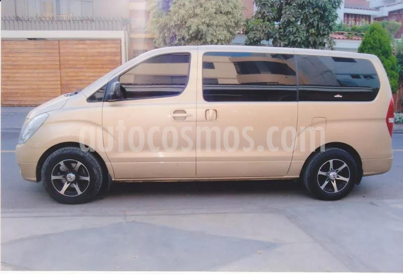 Hyundai H1 Van GL 2.5L TDI 6 Pas usado (2011) color Plata precio u$s5,250