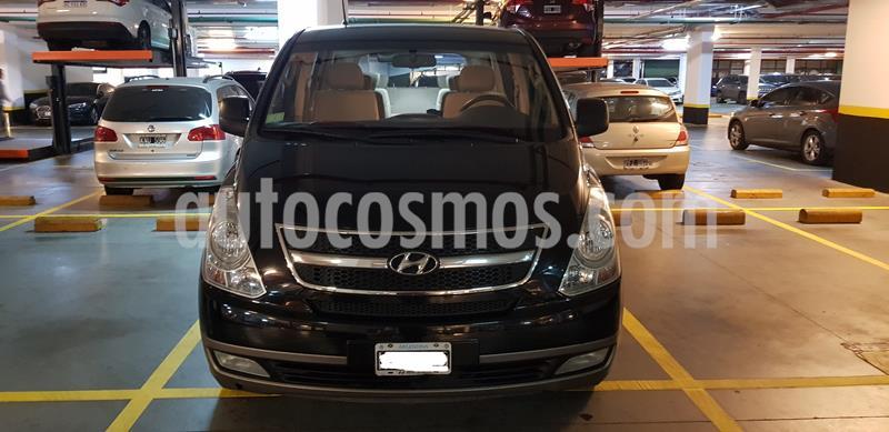 Hyundai H1 Mini Bus 12 Pas. CRDi Full Premium  usado (2013) color Negro precio u$s17.500