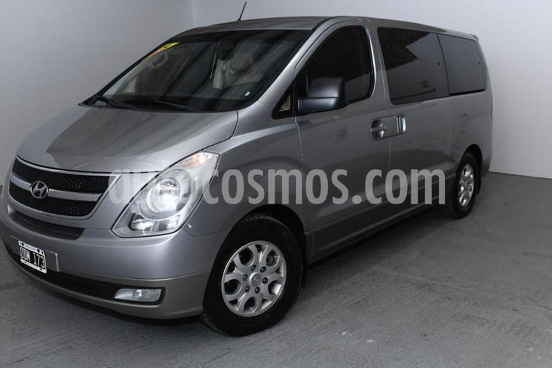 Hyundai H1 Mini Bus 12 Pas. CRDi Full Premium  usado (2014) color Gris Claro precio $2.580.000