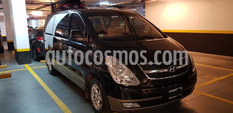 Hyundai H1 Mini Bus 12 Pas. CRDi Full Premium  usado (2013) color Negro precio $2.400.000