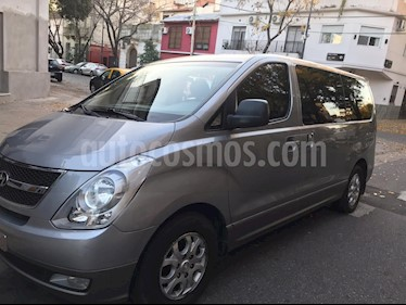 Hyundai H1 Mini Bus 12 Pas. Full Premium Aut usado (2015) color Plata Metalico precio $1.850.000