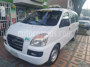 Hyundai H1 H1 TDi 2.5 12 Pas usado (2008) color Blanco precio $32.000.000