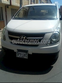 Hyundai H1 H1 TDi 2.5 12 Pas usado (2013) color Blanco precio $56.000.000