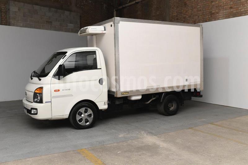 Hyundai H100 Truck GLS usado (2017) color Blanco precio $2.630.000