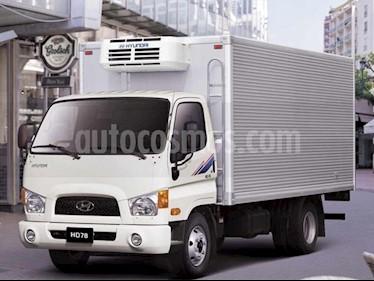 Foto venta Auto nuevo Hyundai HD 78 Chasis c/caja Ac  color A eleccion precio u$s47.500