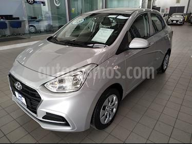 Foto venta Auto usado Hyundai i10 Sedan GL MID Aut (2018) color Plata precio $189,000