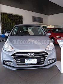 Hyundai i10 Sedan GLS usado (2020) color Gris precio $247,300
