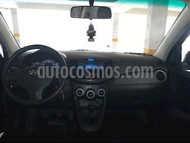 Hyundai i10 1.1 GL  usado (2013) color Azul precio $3.400.000