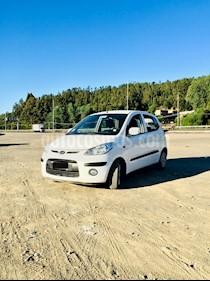 Hyundai i10 1.1 GL  usado (2008) color Blanco precio $3.050.000