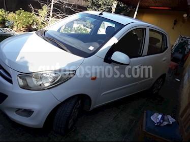 Foto venta Auto usado Hyundai i10 1.1 GLS Ac (2013) color Blanco precio $3.700.000