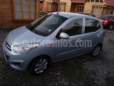 Foto venta Auto Usado Hyundai i10 1.1 GLS Base (2011) color Celeste precio $3.190.000