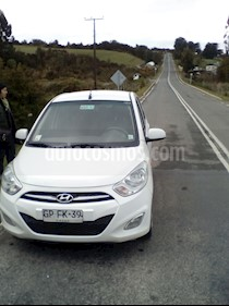 Foto venta Auto Usado Hyundai i10 1.1 GLS Plus Ac  (2014) color Blanco precio $3.900.000