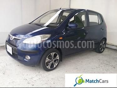 Foto venta Carro usado Hyundai i10 1.1 (2011) color Azul precio $16.490.000