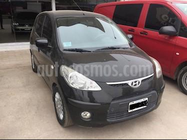 Hyundai i10 GLS usado (2010) color Negro precio $245.000