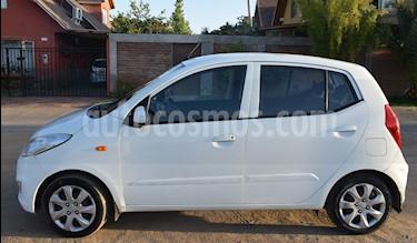 Hyundai i10 1.1 GLS  usado (2013) color Blanco precio $3.300.000