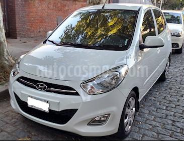 Foto venta Auto usado Hyundai i10 GLS Aut (2013) color Blanco precio $320.000
