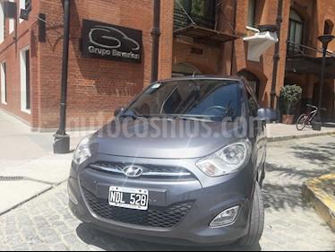 Foto venta Auto Usado Hyundai i10 GLS Aut (2013) color Gris Oyster precio $260.000