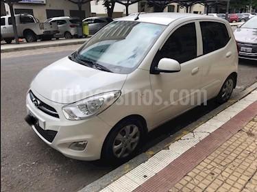 Foto venta Auto Usado Hyundai i10 GLS (2014) color Blanco precio $280.000