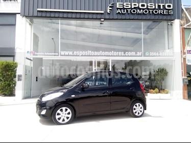 Foto venta Auto usado Hyundai i10 GLS (2011) color Negro precio $285.000