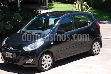 Foto venta Auto usado Hyundai i10 GLS (2011) color Negro precio $210.000