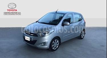 Foto venta Auto usado Hyundai i10 GLS (2014) color Gris Claro precio $320.000