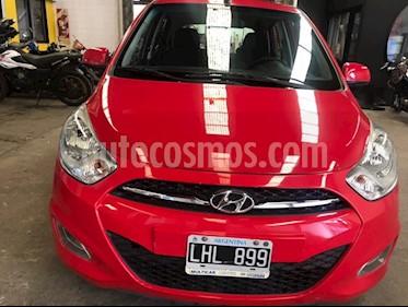 Foto Hyundai i10 GLS usado (2012) color Rojo precio $340.000