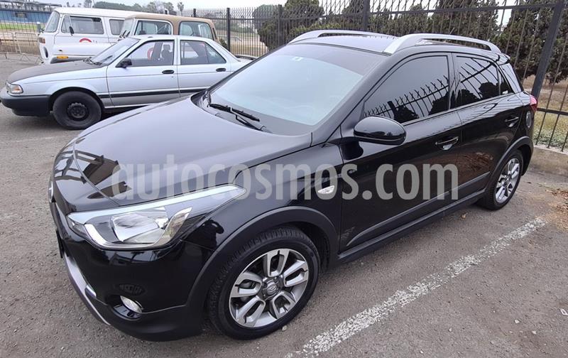 Hyundai i20 Active  1.4L Active Cross Sport usado (2017) color Negro precio u$s13,100