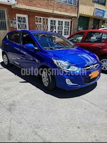 Hyundai i25 1.6 usado (2013) color Azul precio $28.000.000