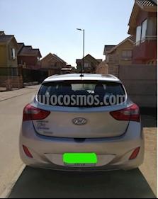 Hyundai i30 1.6L GLS Sun usado (2014) color Plata precio $6.400.000