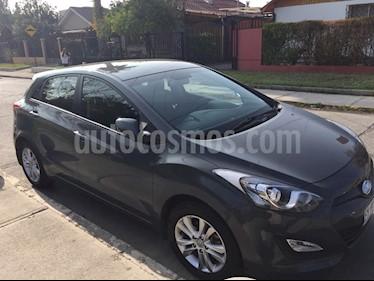 Hyundai i30 1.6L GLS  usado (2013) color Gris precio $6.690.000