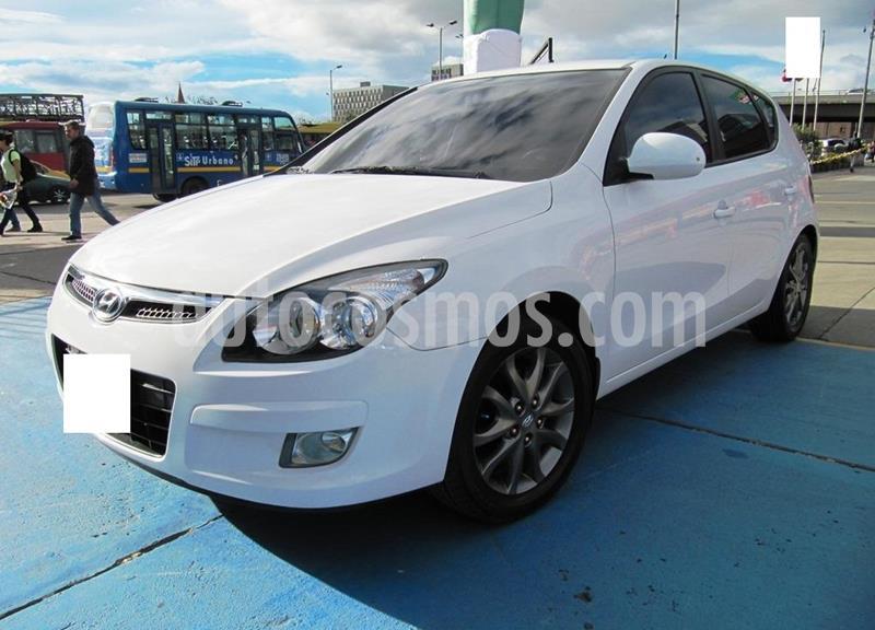 Hyundai i30 2.0 5P usado (2012) color Blanco precio $19.000.000