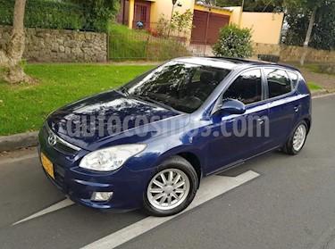 Hyundai i30 2.0 Full Aut 5P  usado (2009) color Azul precio $21.900.000