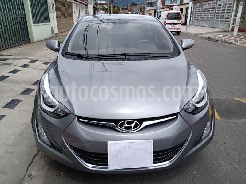 Hyundai i35 NU 1.8 usado (2015) color Gris precio $43.000.000