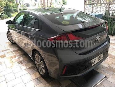 Foto venta Auto usado Hyundai Ioniq Hibrido 1.6L Hybrid (2017) color Gris precio u$s19.900