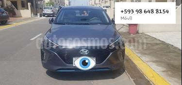 Hyundai Ioniq Hibrido 1.6L Hybrid usado (2017) color Gris precio u$s20.500