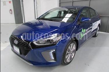 Foto venta Auto usado Hyundai Ioniq GLS Premium (2019) color Azul precio $466,000