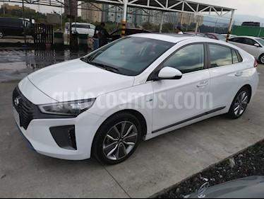 Foto venta Auto Seminuevo Hyundai Ioniq Limited (2018) color Blanco precio $439,000