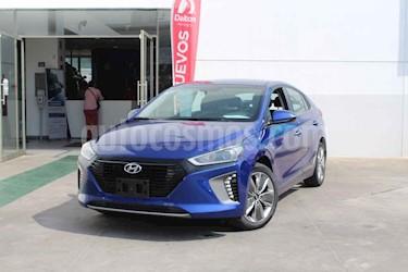 Foto Hyundai Ioniq Limited usado (2019) color Azul precio $459,000