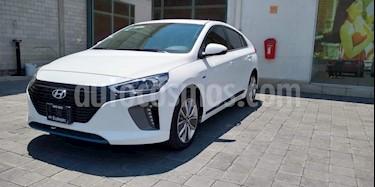 Foto venta Auto usado Hyundai Ioniq Limited (2018) color Blanco precio $410,000