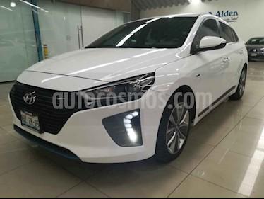 Foto venta Auto usado Hyundai Ioniq Limited (2018) color Blanco precio $399,000