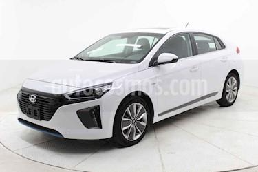 Hyundai Ioniq 4p Limited Hibrido L4/1.6 Aut usado (2019) color Blanco precio $399,000