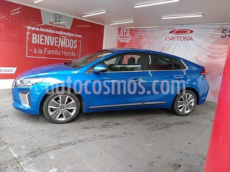 Hyundai Ioniq Limited usado (2018) color Azul precio $348,000